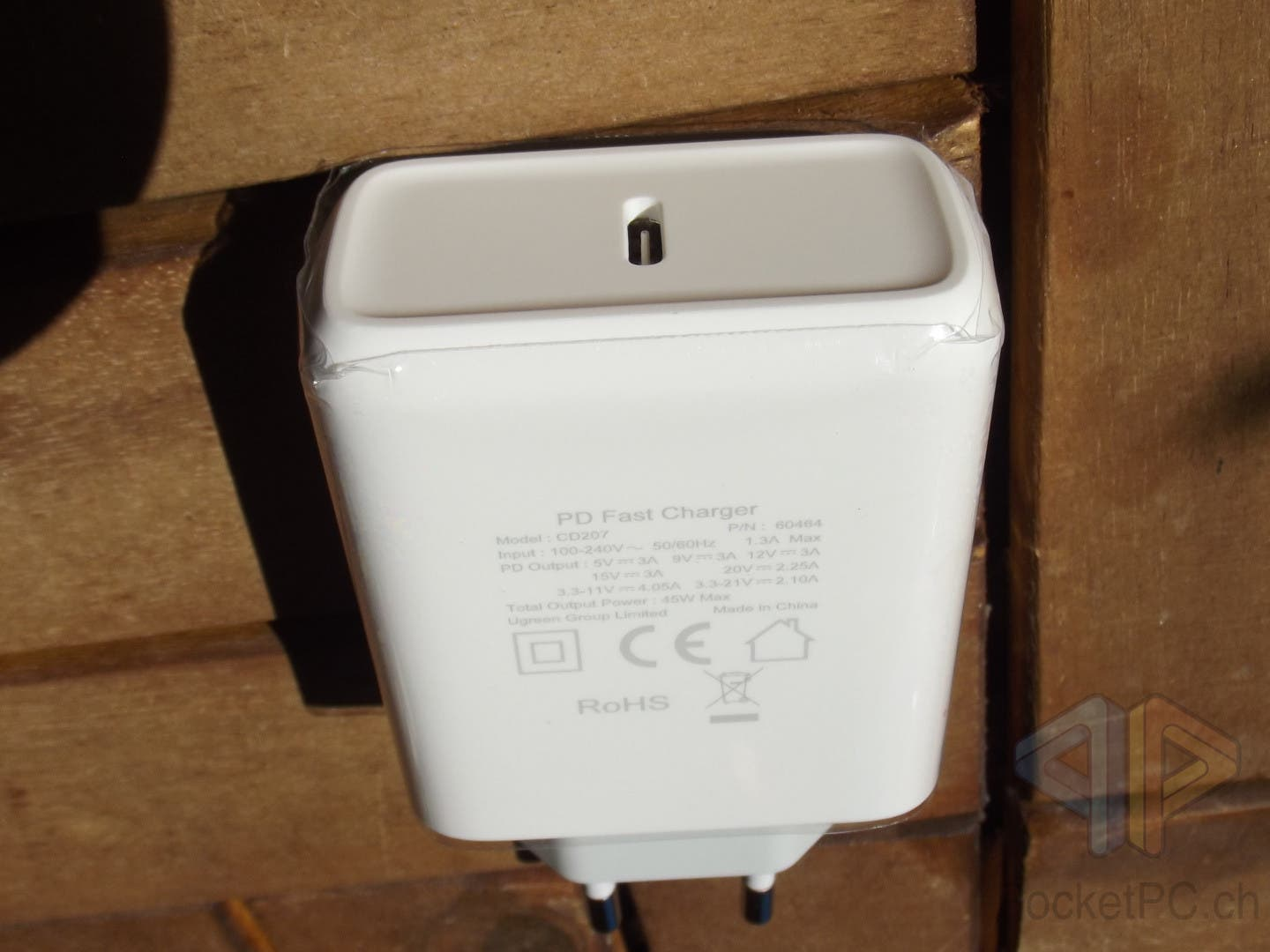 UGREEN PD Fast Charger 45 W CD207