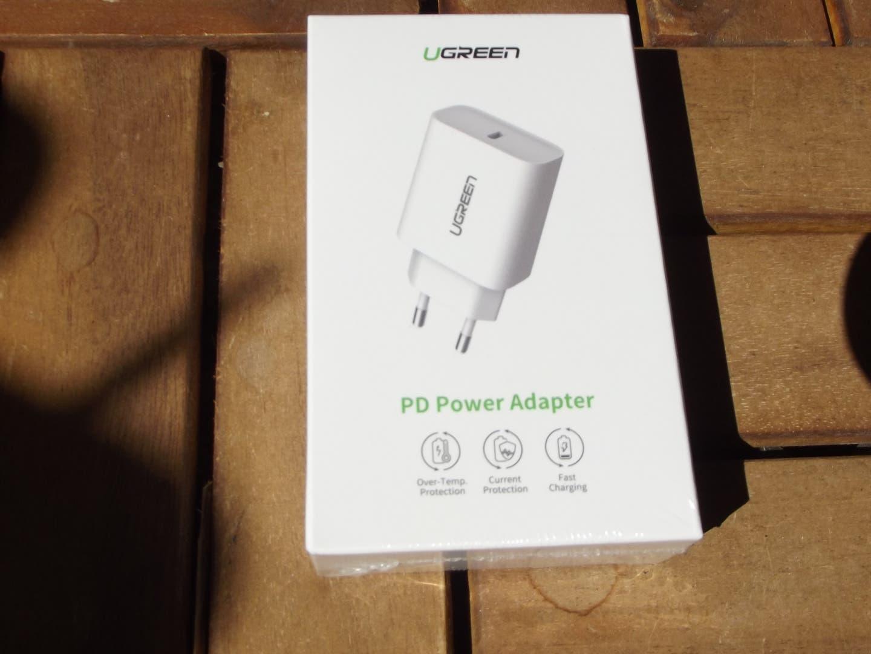 UGREEN PD Power Adapter 18 W