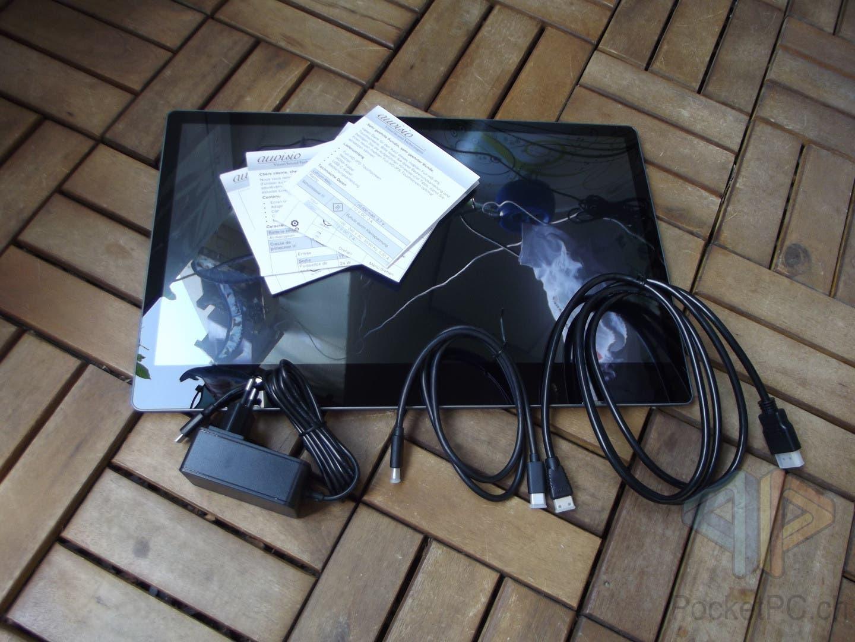 Auvisio mobiler Full-HD-IPS-Touchscreen NX-4687