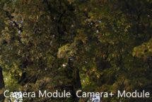 Fairphone 3 Camera+ Module Detail side-by-side