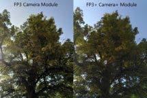 Fairphone 3 Camera+ Module side-by-side