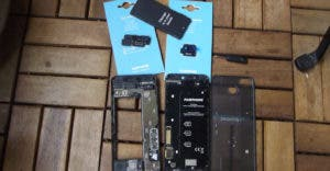 Fairphone 3 Top Module+ und Camera+ Upgrade