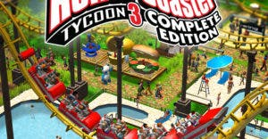 Nintendo Switch Rollercoaster Tycoon 3 Complete Edition