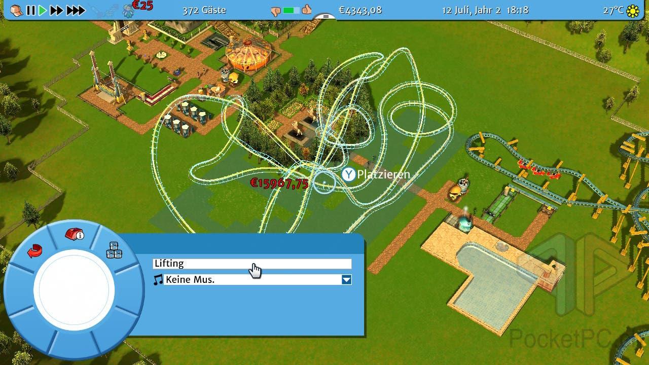 RollerCoaster Tycoon 3 Complete Edition für Nintendo Switch