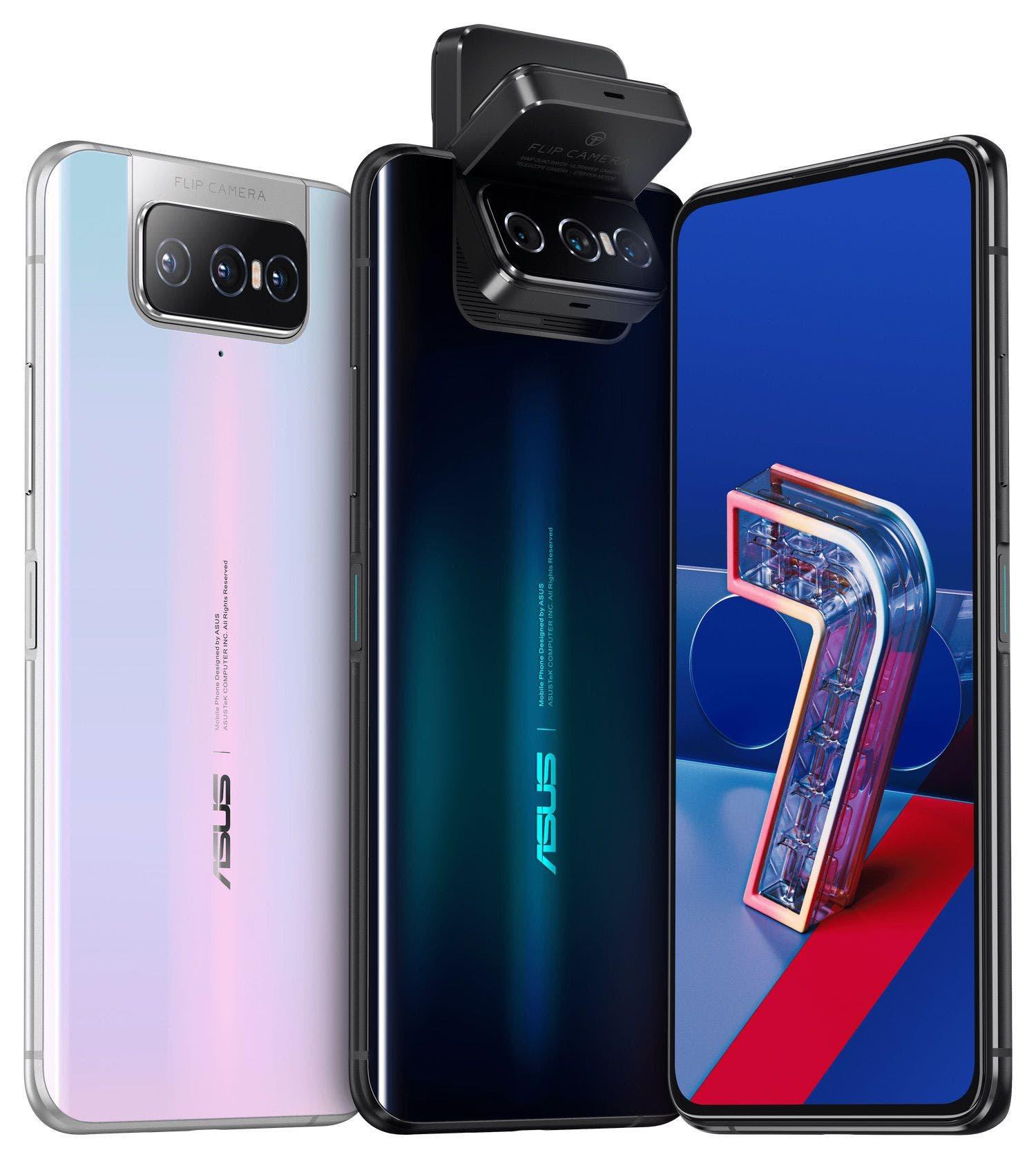 Asus Zenfone 7 (Pro) Phones