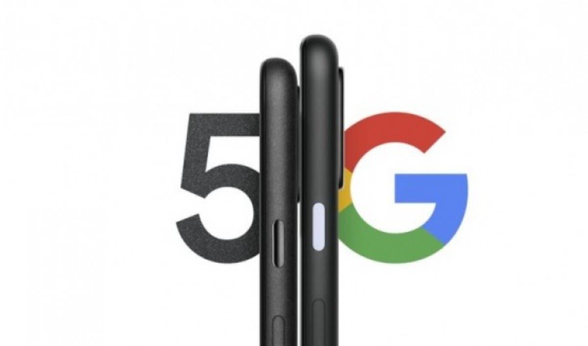 Google Pixel 5 und Pixel 4a 5G Teaser