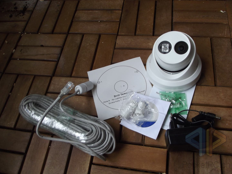 Annke C800 Turret True 4K UltraHD PoE IP Security Camera