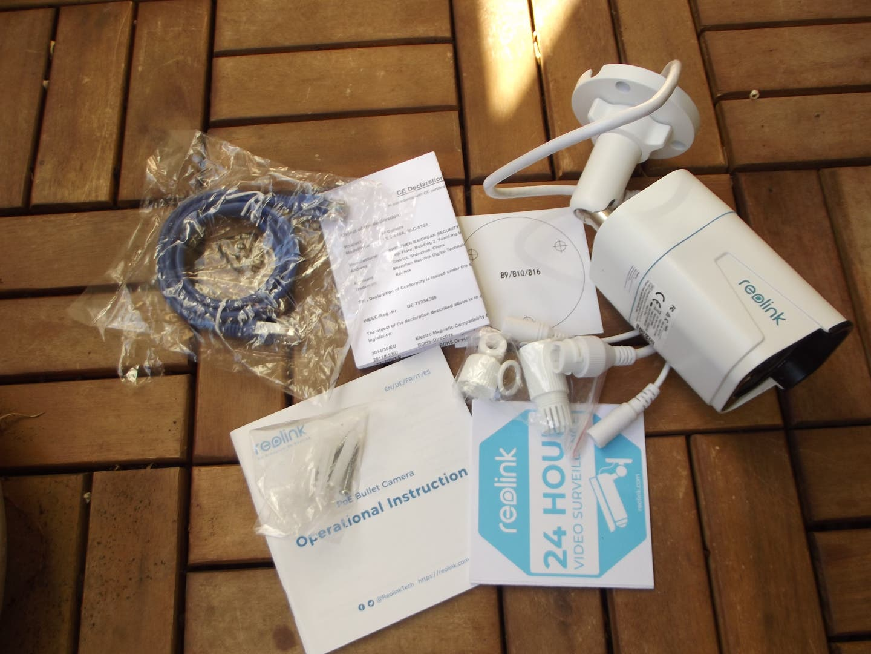 Reolink RLC-810A IP-Kamera 4K UHD PoE