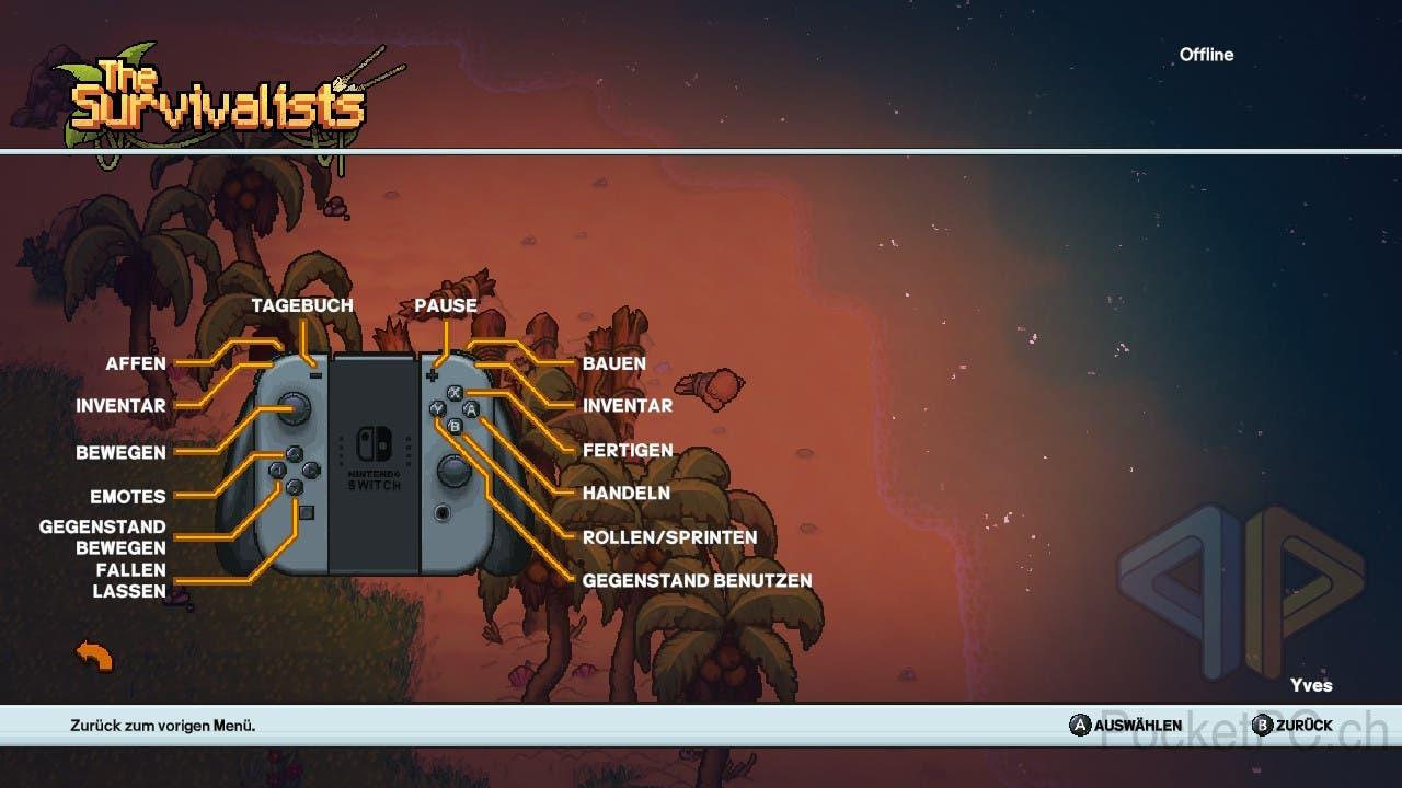 The Survivalists für Nintendo Switch