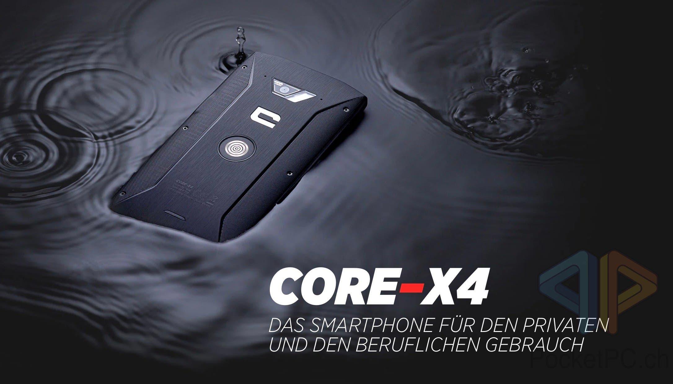 Crosscall Core X4 IP68
