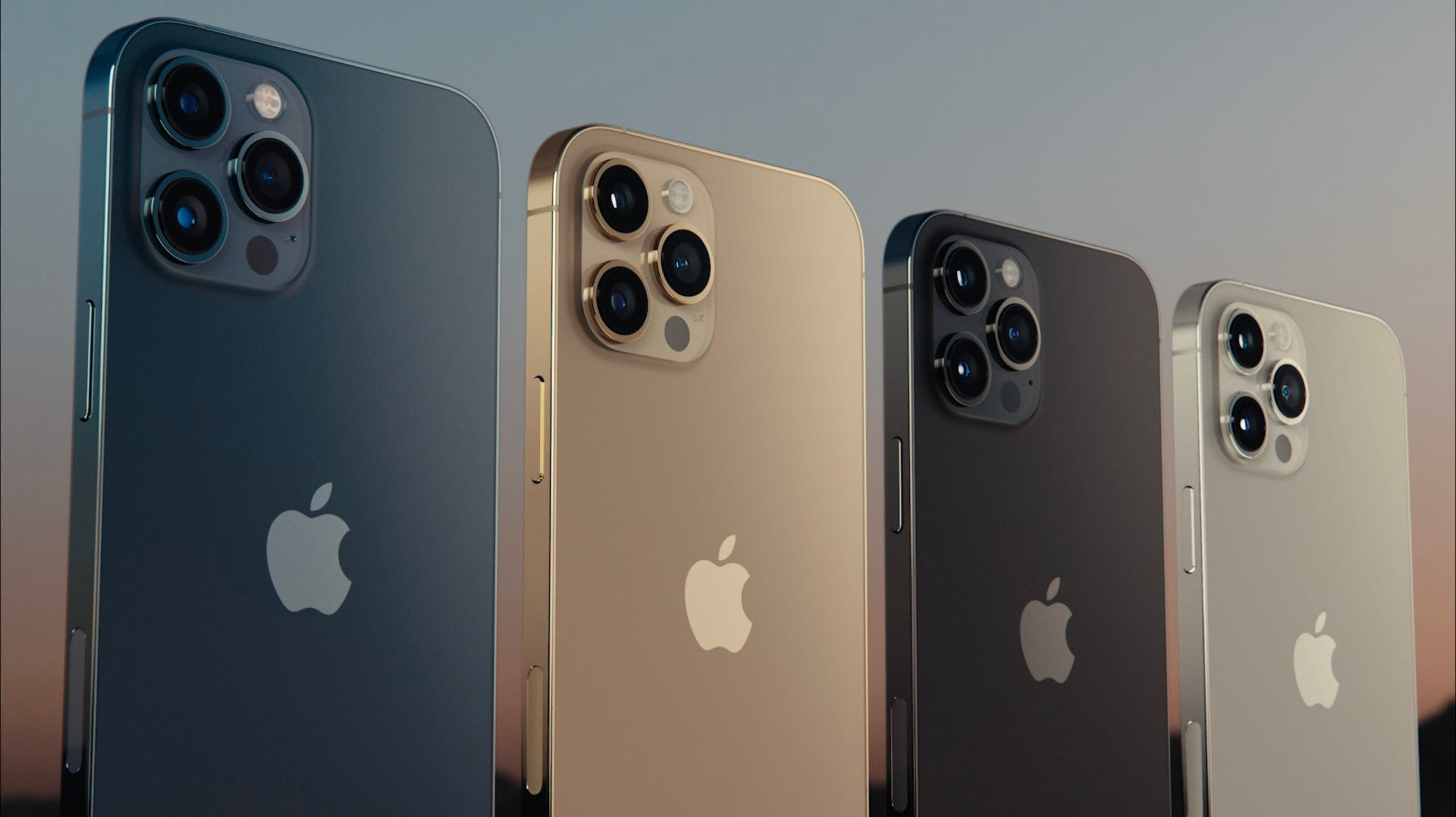 iPhone 12 Pro Farben