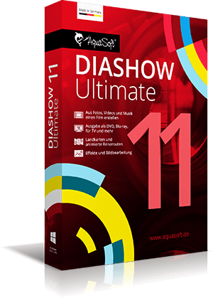 AquaSoft DiaShow 11 Premium