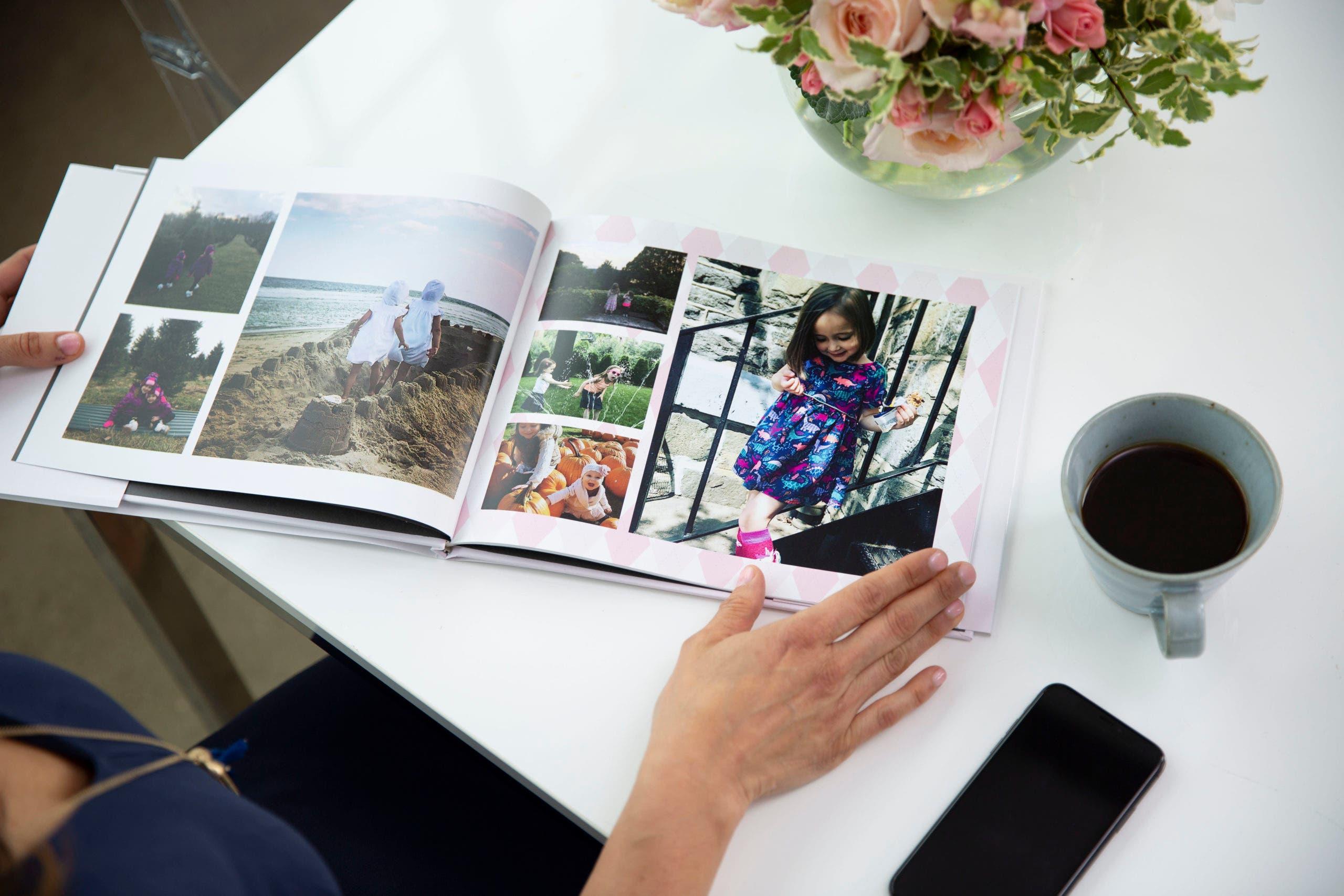Motif Fotobuch