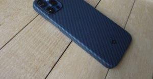 PITAKA MagEZ Case für Apple iPhone 12 Pro