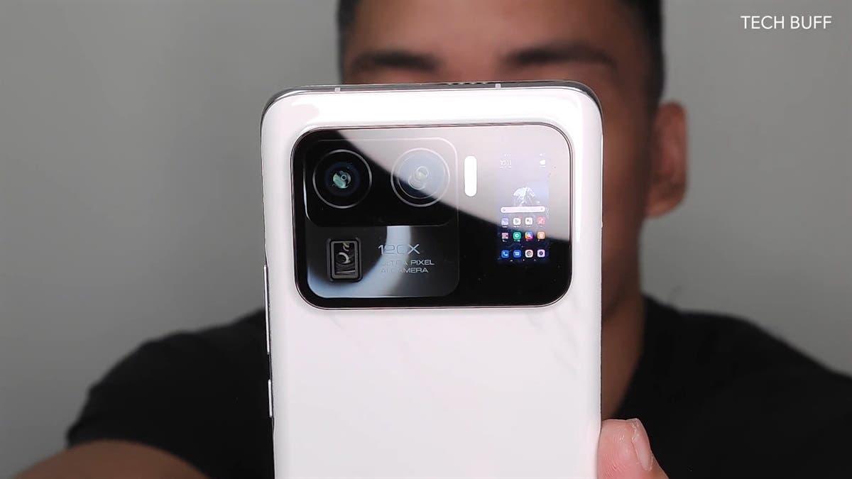 Xiaomi Mi 11 Ultra Kamera-Leak Design