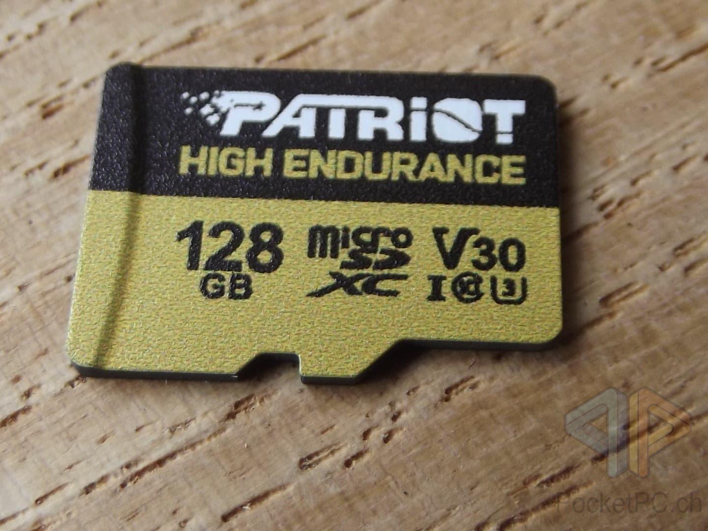 PATRIOT High Endurance microSDXC