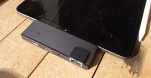 LMP USB-C Tablet Dock Pro