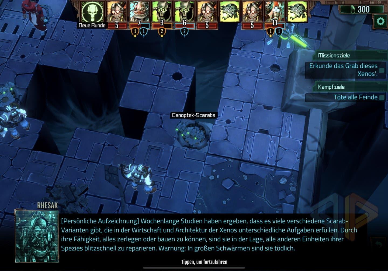 Warhammer 40K: Mechanicus für Apple iPad