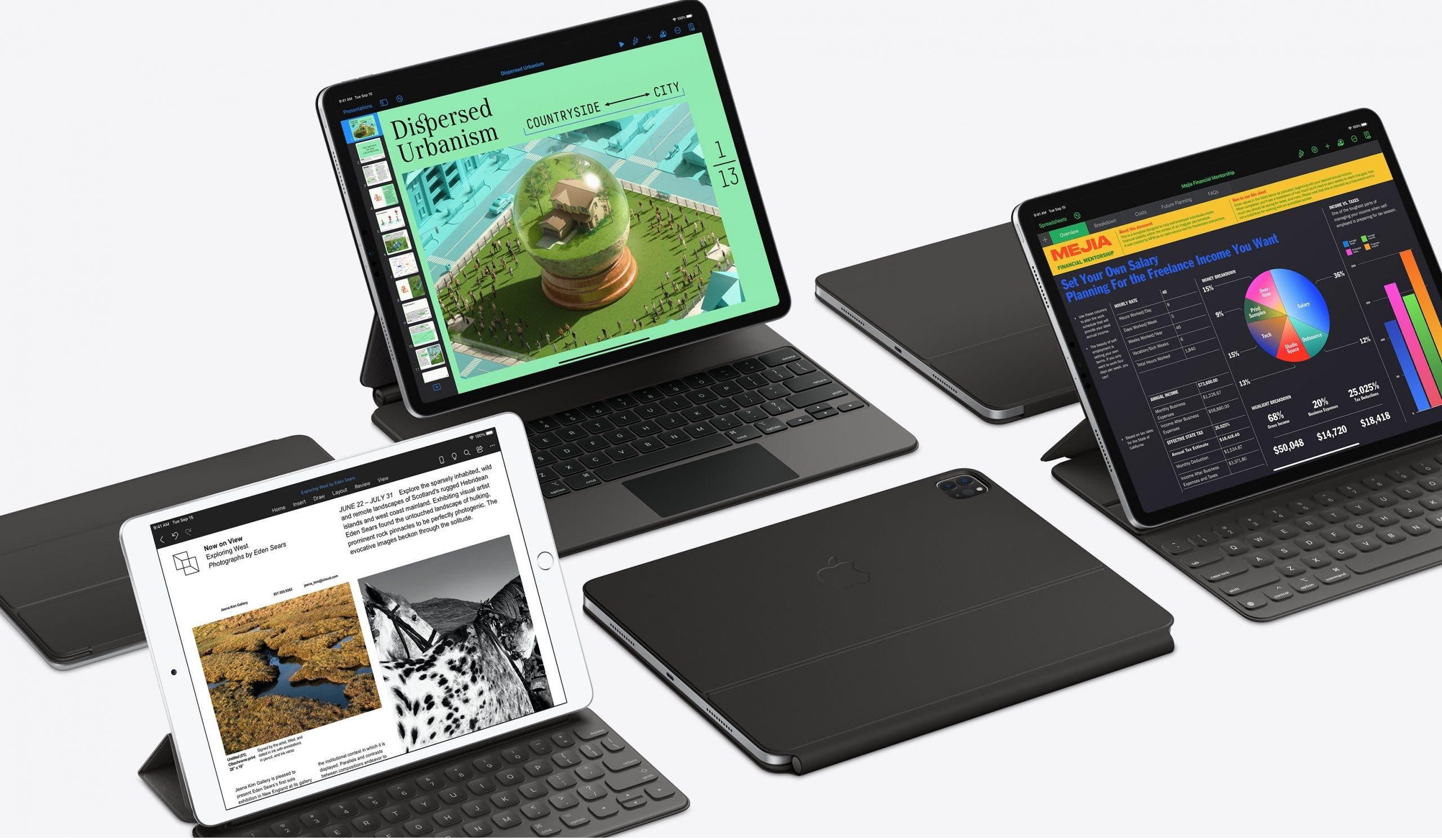 Das wird teuer: iPad Pro 2021 nur bedingt mit altem Magic ...