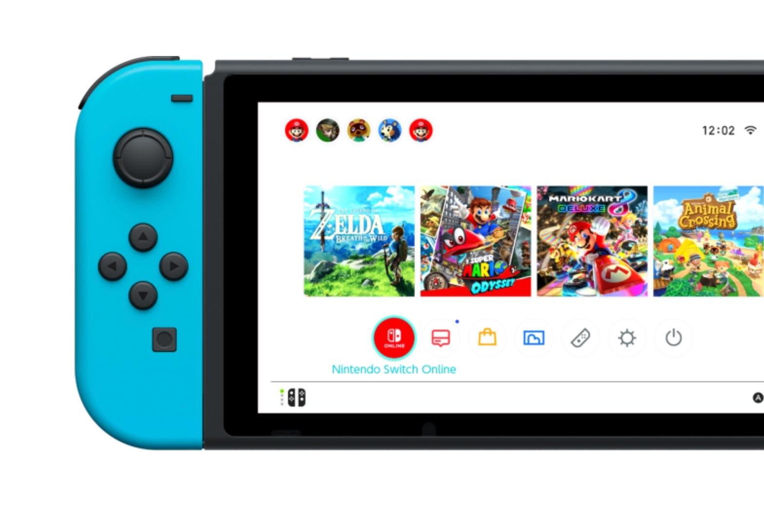 Nintendo Switch: Pro Leak Firmware
