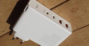 Baseus GaN2 Pro Quick Charger 2C+2U 100W EU Ladegerät