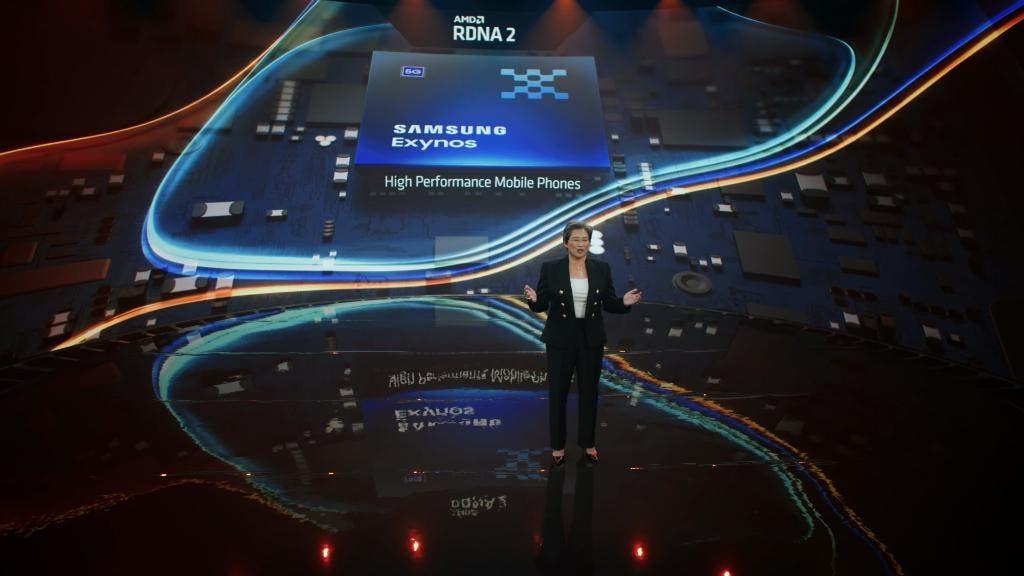 Samsung Exynos RDNA 2 AMD GPU