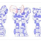 Transformers: Heavy Metal Bumblebee concept art