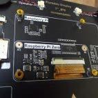 EVICIV 7 Zoll Raspberry Pi Touchscreen-Monitor