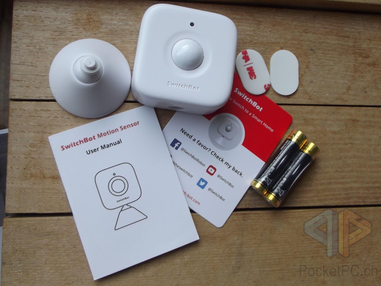 SwitchBot Motion Sensor Bewegungssensor