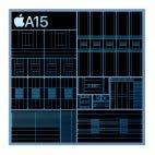 Apple A15 Bionic Prozessor
